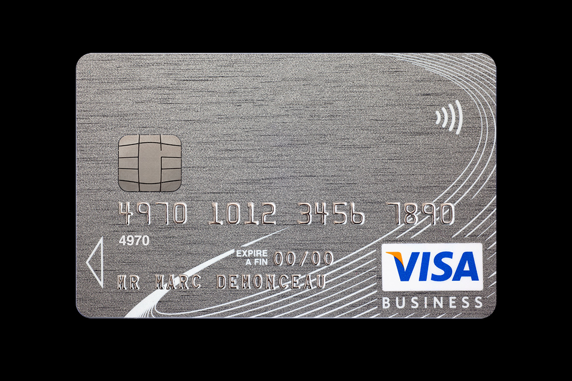 Carte Black Banque Populaire.Welcome Pack Visa Platinum Business Pepper Only Agence